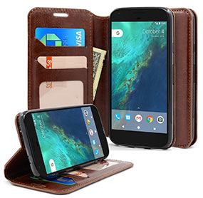 NageBee Google Pixel XL wallet case