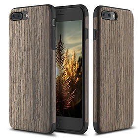 Rock iPhone 7 Plus wood case