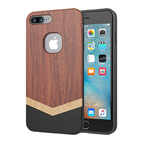 Slicoo best iPhone 7 Plus wood case