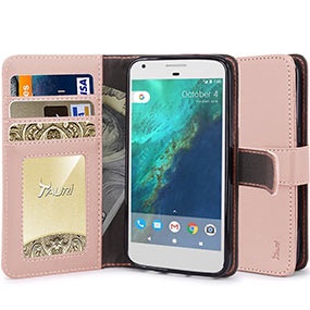 Tauri Google Pixel XL leather case