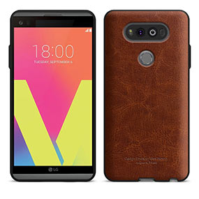 Tridea LG V20 leather case