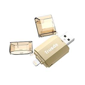 Trusda iPhone 7 flash drive