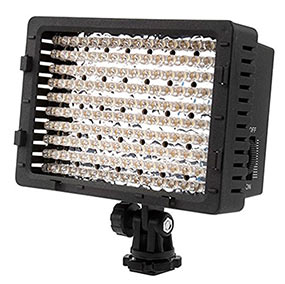 Video light for photographer