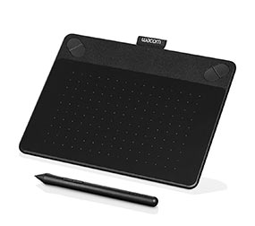 Wacom Photo editing table gift