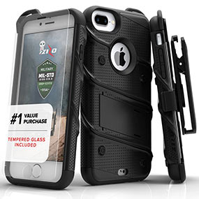 Zizo military grade iPhone 7 Plus case