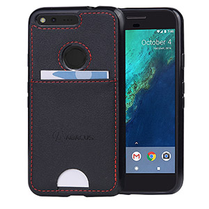 Abacus24 Google Pixel case with card holder