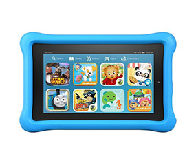 Amazon tablet gift for kids