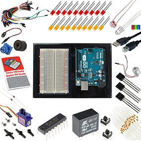 Arduino Uno 3 kit as gift