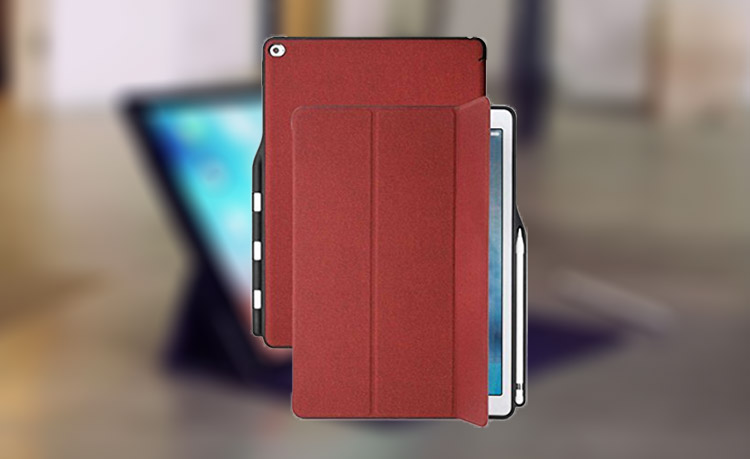 Best iPad Pro 12 inch case with pencil holder