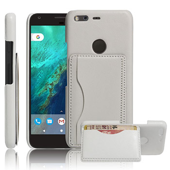 Fettion Google Pixel case with card holder