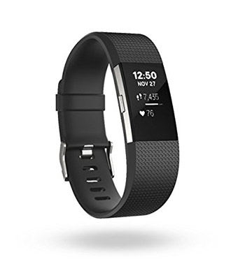Fitbit Charge 3 heart rate and fitness tracker