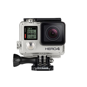 GoPro Hero4 gift for christmas