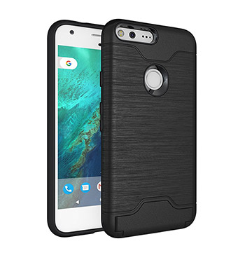 LUOLNH Google Pixel XL card holder case