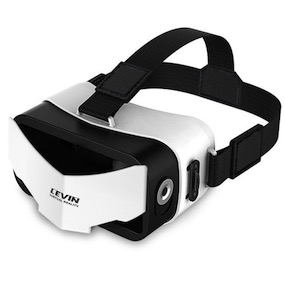 Levin virtual reality headset for iPhone 7
