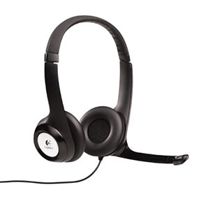 LogiTech noise canceling headphone