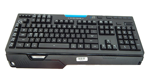 Logitech mechanical keyboard