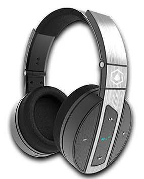 Modern Portable noise canceling headphone