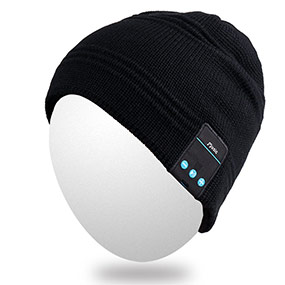 Qshell winter cap with headphone