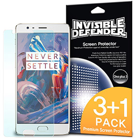 Ringke OnePlus 3T screen protector