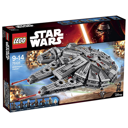 Star Wars lego for geeks