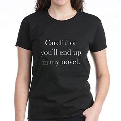 Tshirt for writers