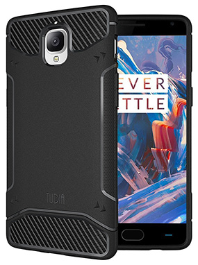 Tudia carbon fiber case for OnePlus 3T
