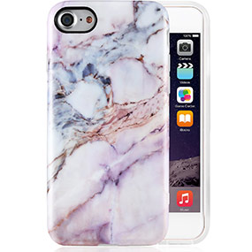 Vivibin colorful marble iPhone 7 case