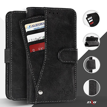 Zizo Google Pixel card holder case