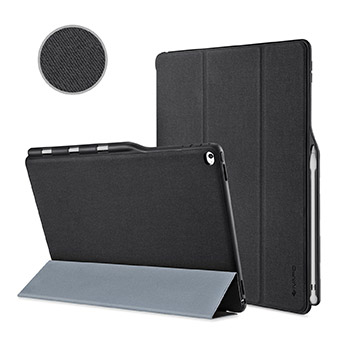 iVapo iPad Pro 12.9 inch case with pencil holder