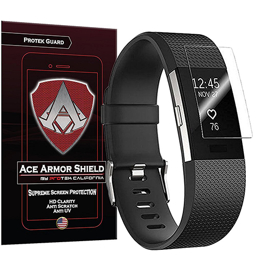 Ace screen protector for Fitbit Charge 2