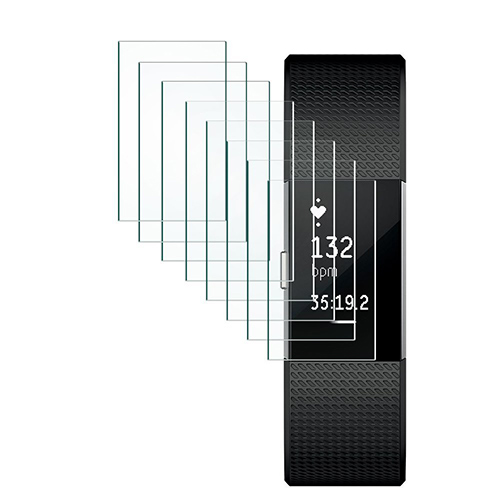 Fitbit Charge 2 screen protector buy Omoton