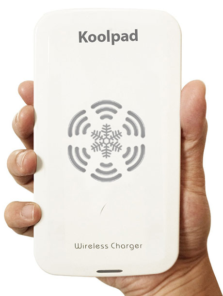 Kooppad Google Pixel wireless charging