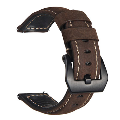 VIGOSS Gear S3 leather strap