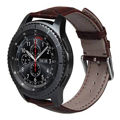 Vmoro Samsung Gear S3 leather band