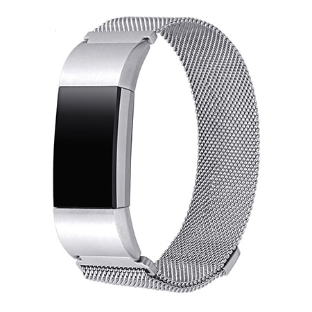 best fitbit charge 2 metal band from bayite (milanese)