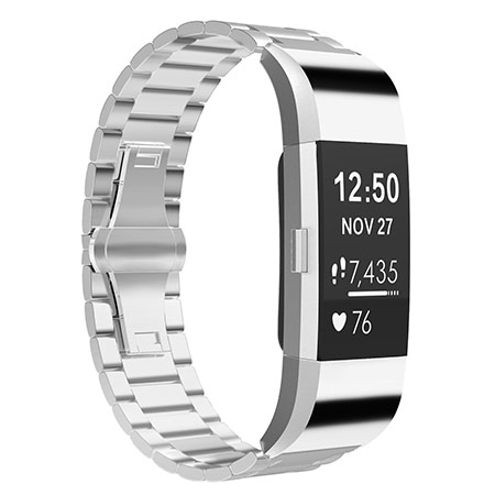 best fitbit charge 2 metal band from homeke