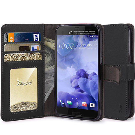 best wallet htc u play case from tauri