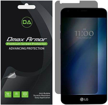 best lg g6 screen protector from dmax armor
