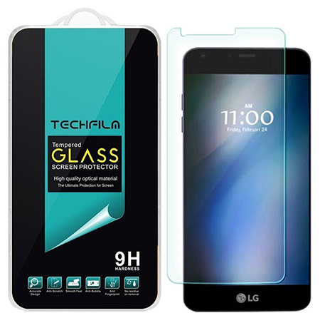 best lg g6 screen protector from techfilm