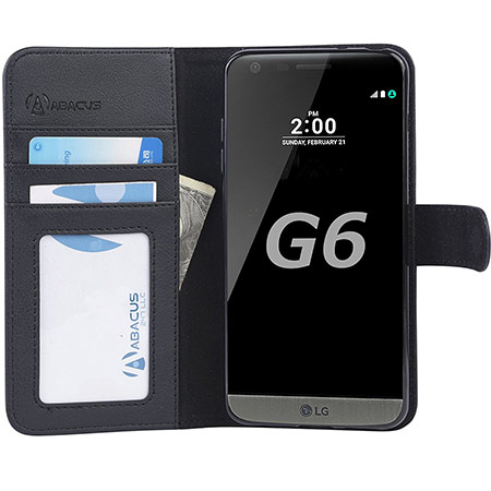 best lg g6 wallet case from abacus24-7