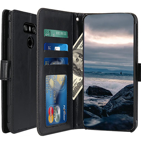 best lg g6 wallet case from lk