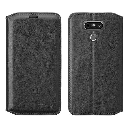 best lg g6 wallet case from soga
