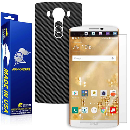 best lg v20 screen protector from armorsuit