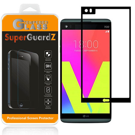 best lg v20 screen protector from superguardz