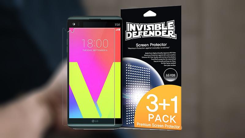 best lg v20 screen protectors