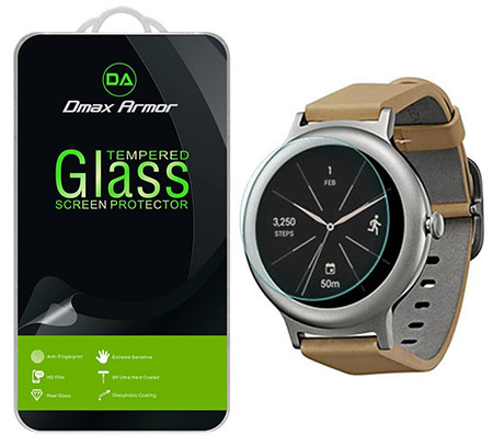 best lg watch style screen protector from dmax armor