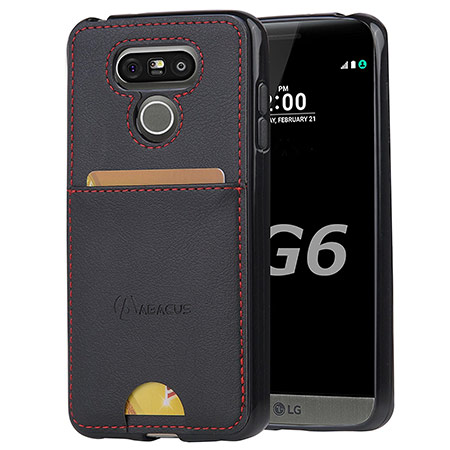best lg g6 case with card holder from abacus24-7