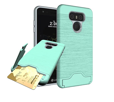 best lg g6 case with card holder from damandy