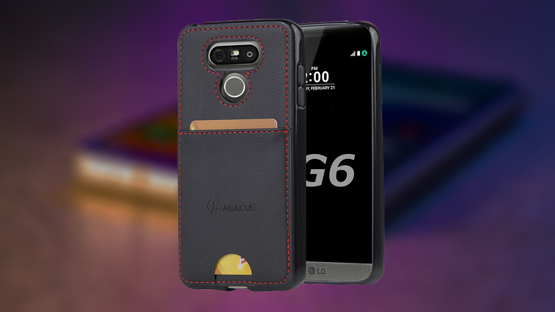 best lg g6 cases with card holder