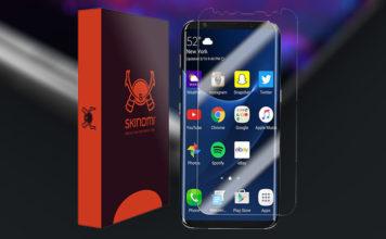 best samsung galaxy s8 screen protectors